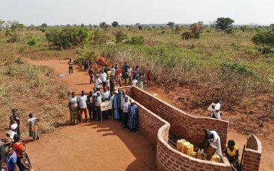 10 new boreholes